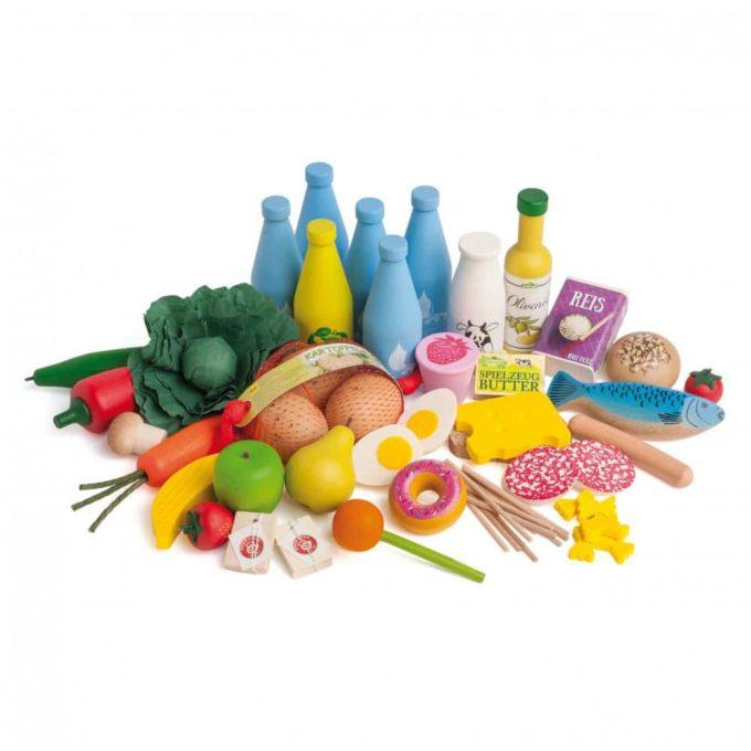 Erzi Ernährungsteller / Ernährungspyramide 1
