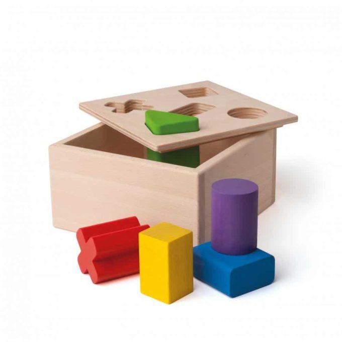 Erzi Sortierbox 1