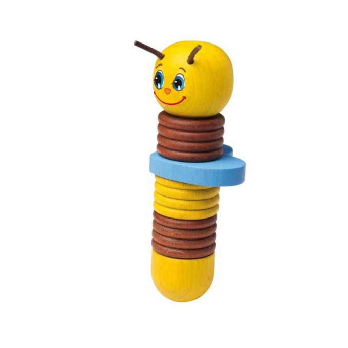 Erzi Schraubenspiel Biene 1