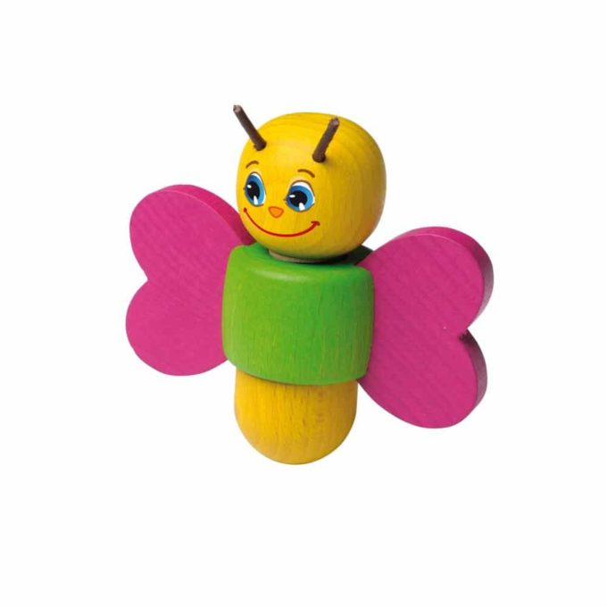 Erzi Schraubenspiel Schmetterling 1