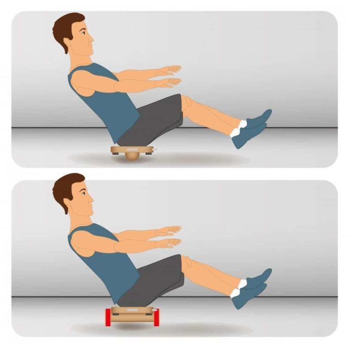 Erzi Muskeltrainer Momentum XL 6