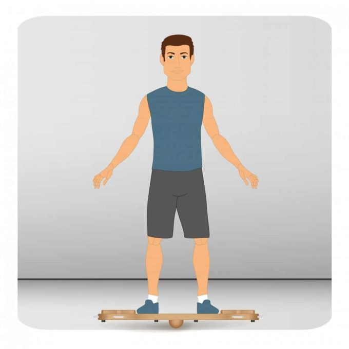 Erzi Muskeltrainer Momentum XL 9