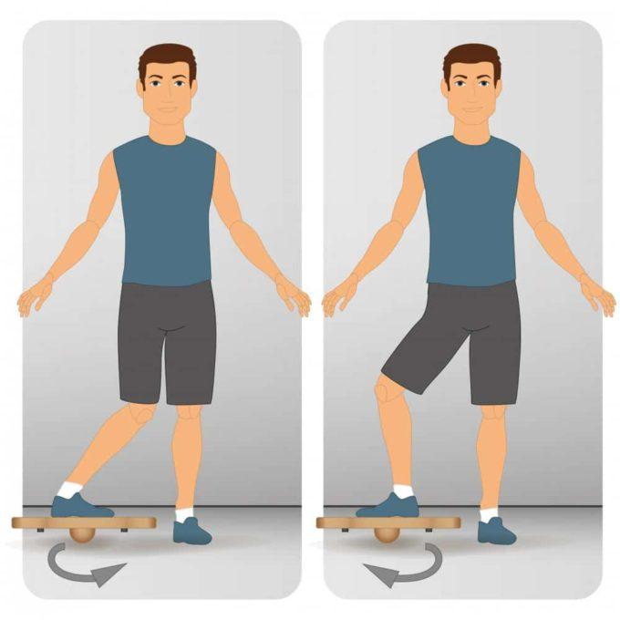 Erzi Muskeltrainer Momentum 3