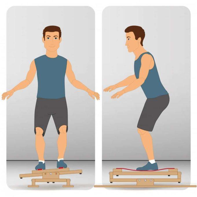 Erzi Ski-Trainer 6