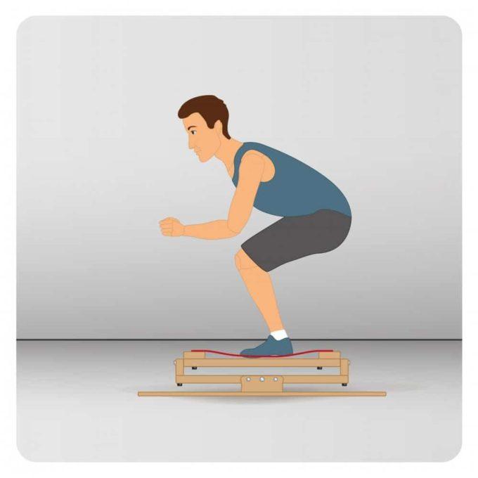 Erzi Ski-Trainer 5