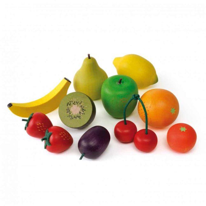 Erzi Logopädiesortierung Obst 1