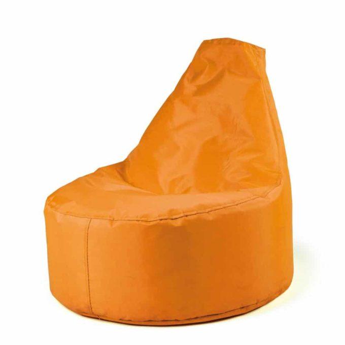 Erzi Sitzsack Outdoor - orange 1