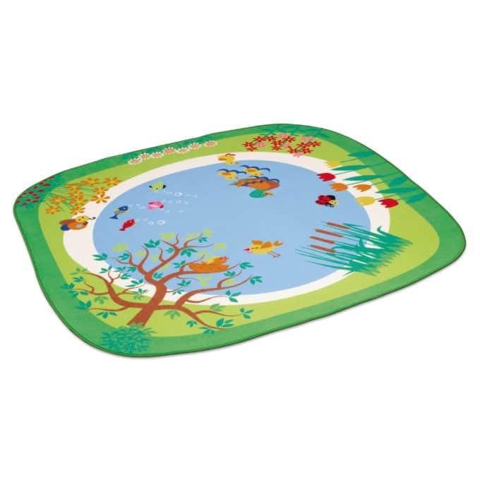 Erzi Teppich Teich 1