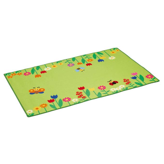 Erzi Teppich Blumenwiese 1