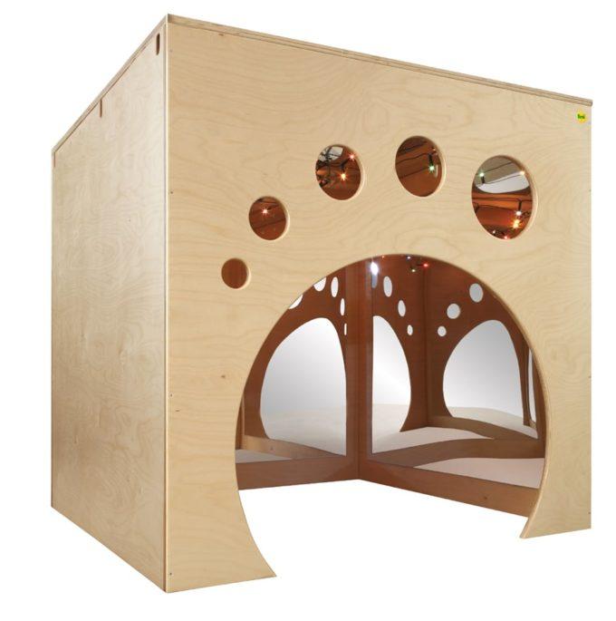 Erzi Spiegelwürfel playcube 1