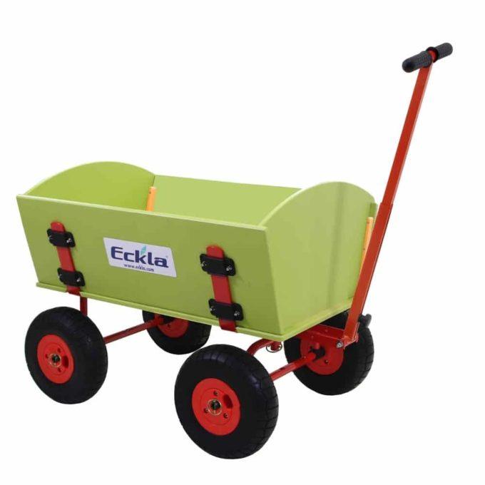 ECKLA Bollerwagen ECKLATRAK®-EASY (Kunststoff) 1