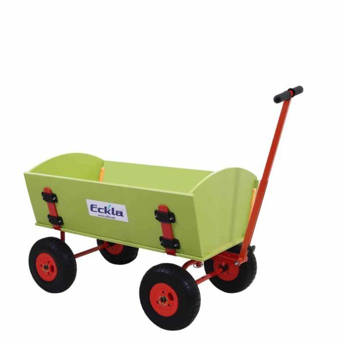 ECKLA Bollerwagen ECKLATRAK®-LONG (Kunststoff) 1