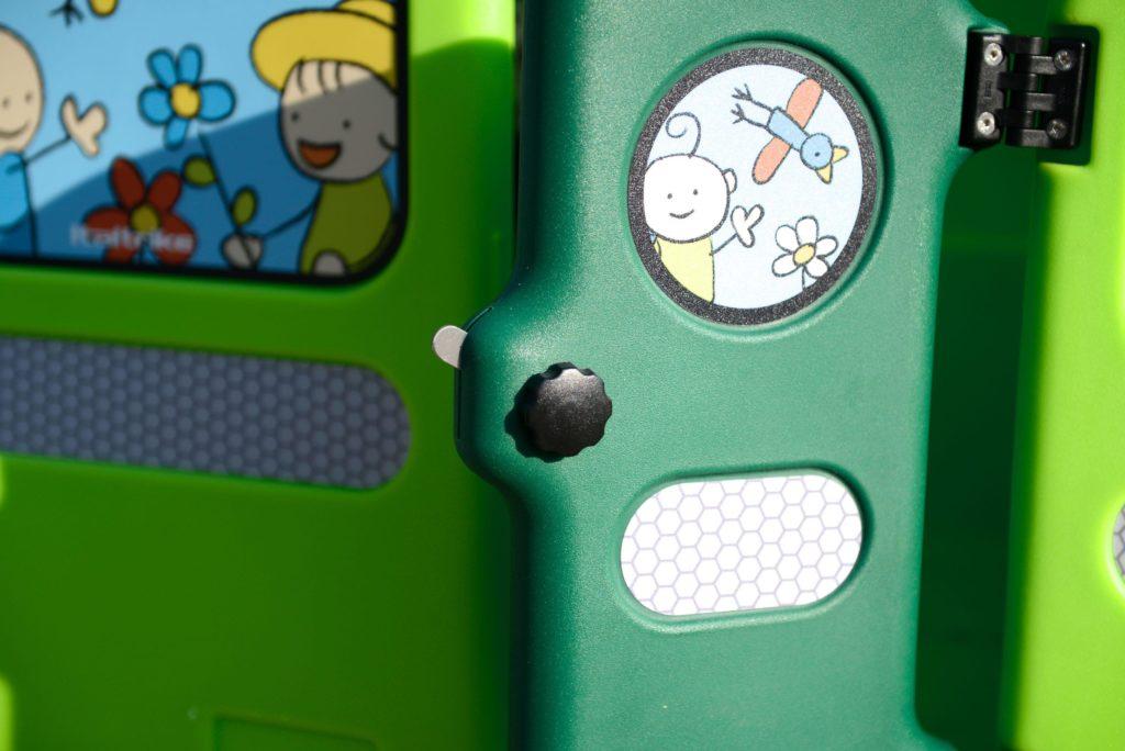 Italtrike Kinderbus 6-Sitzer - Espresso 16