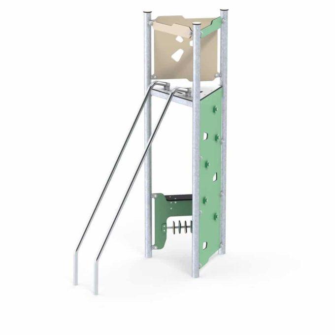 Spielturm Bjork - LEDON Basic - LB120 1