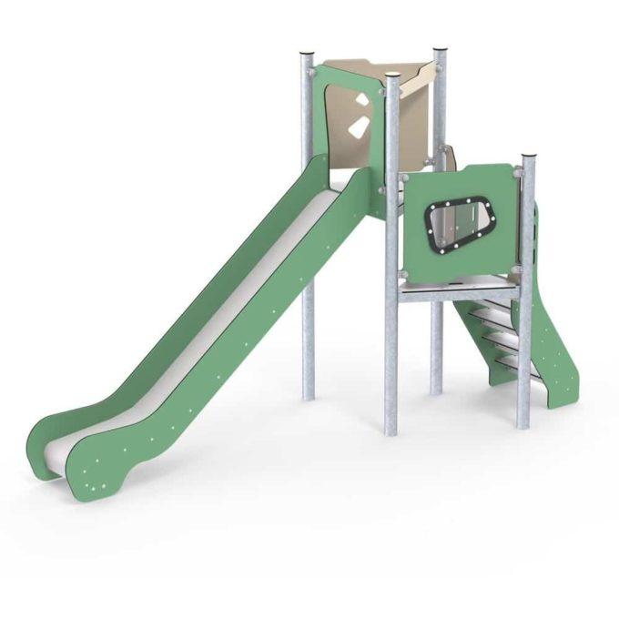 Spielturm Baldur - LEDON Basic - LB135 1