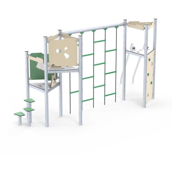 Kletter-Spielanlage Baxter - LEDON Basic - LB220 1