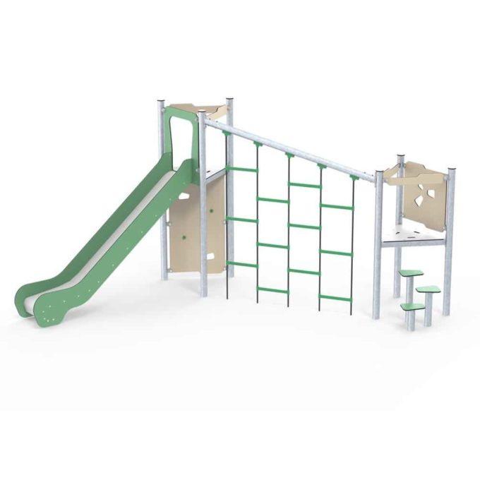 Kletter-Spielanlage Brody - LEDON Basic - LB250 1