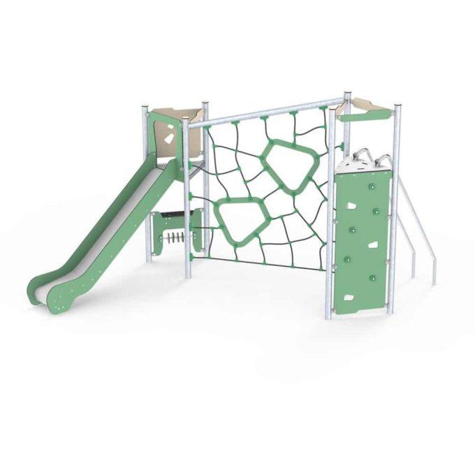 Kletter-Spielanlage Benja - LEDON Basic - LB260 11