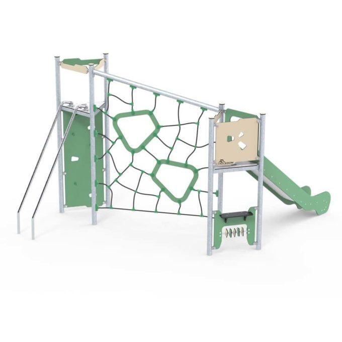 Kletter-Spielanlage Benja - LEDON Basic - LB260 1