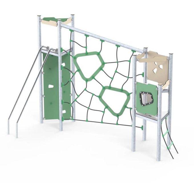 Kletter-Spielanlage Billie - LEDON Basic - LB270 1