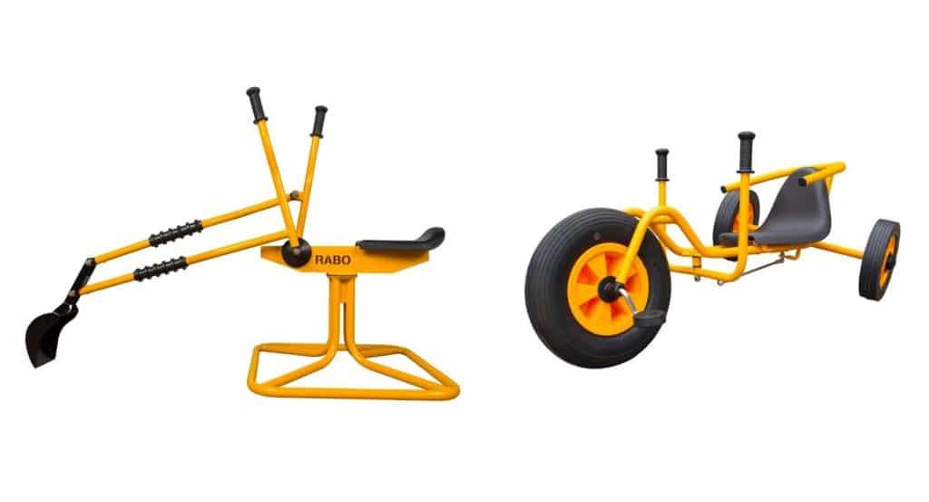 RABO Kinderfahrzeuge - Qualität und Sicherheit 3