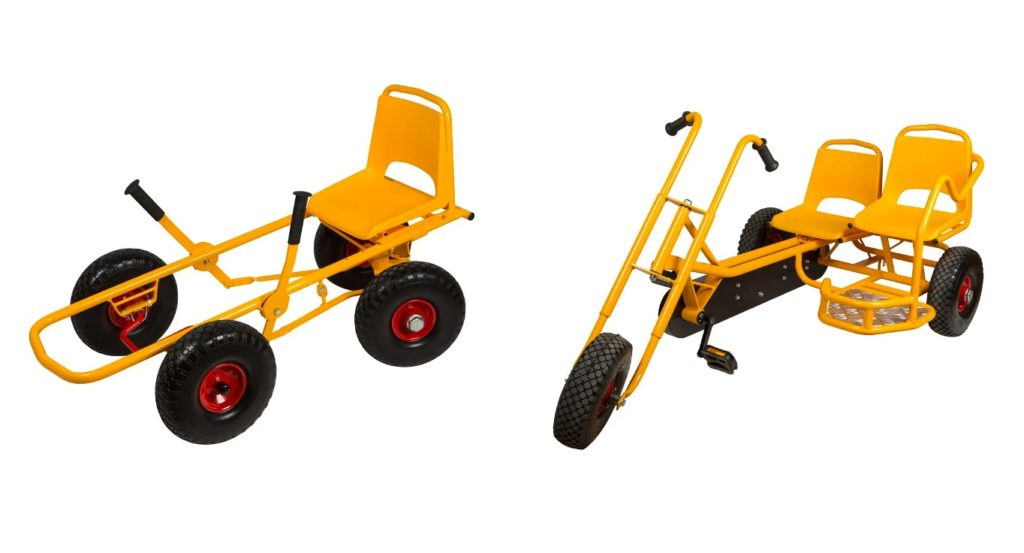RABO Kinderfahrzeuge - Qualität und Sicherheit 6
