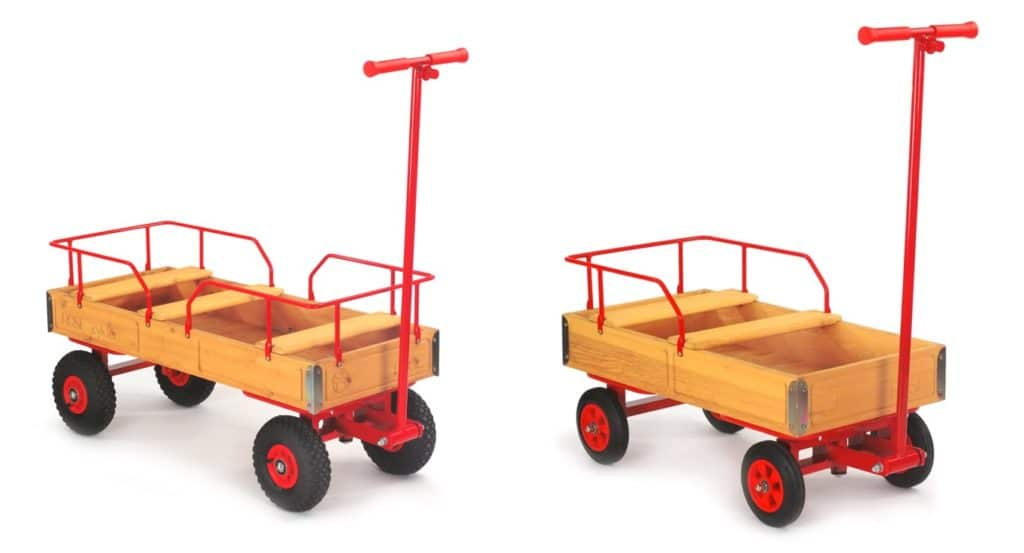 ROSE Fahrzeuge - Perfekt für Kindergärten & Schulen 9