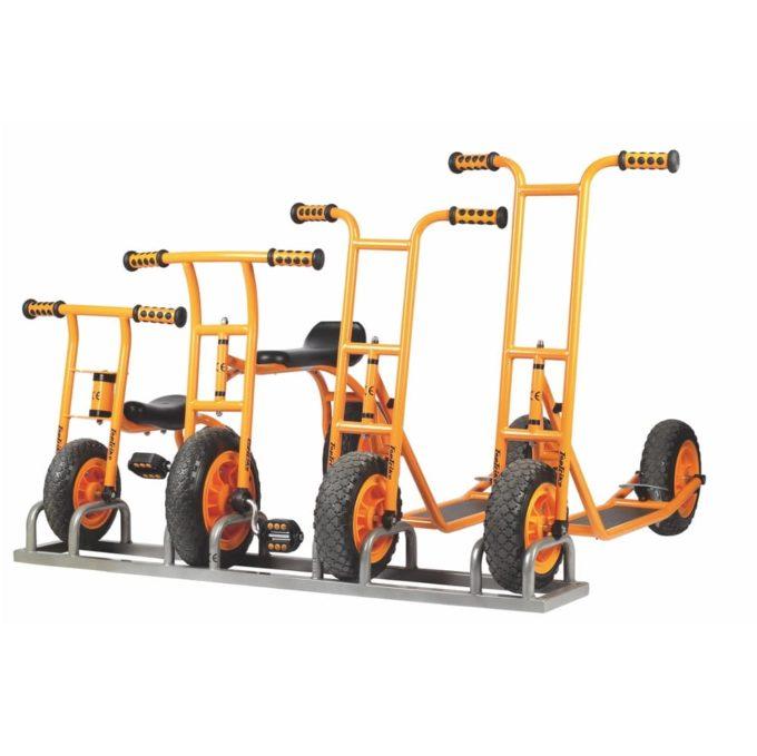 TopTrike Roller Ständer - Rollerstand 1