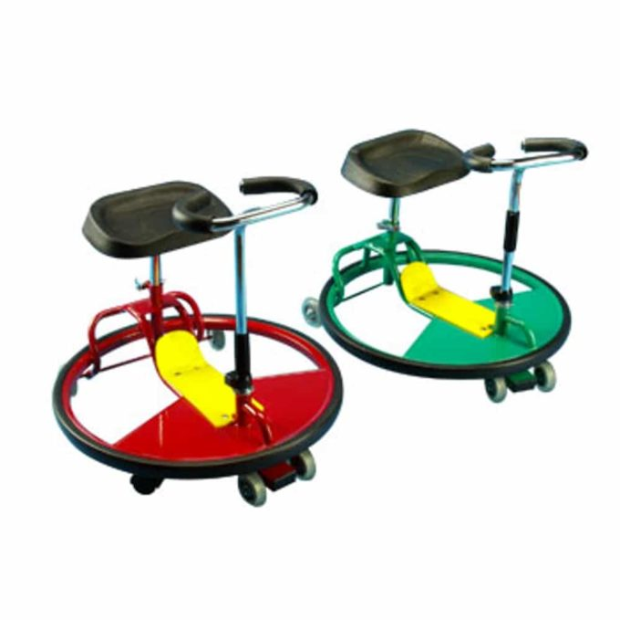 Dragon Toys Scooter - Der runde Fahrspaß 1