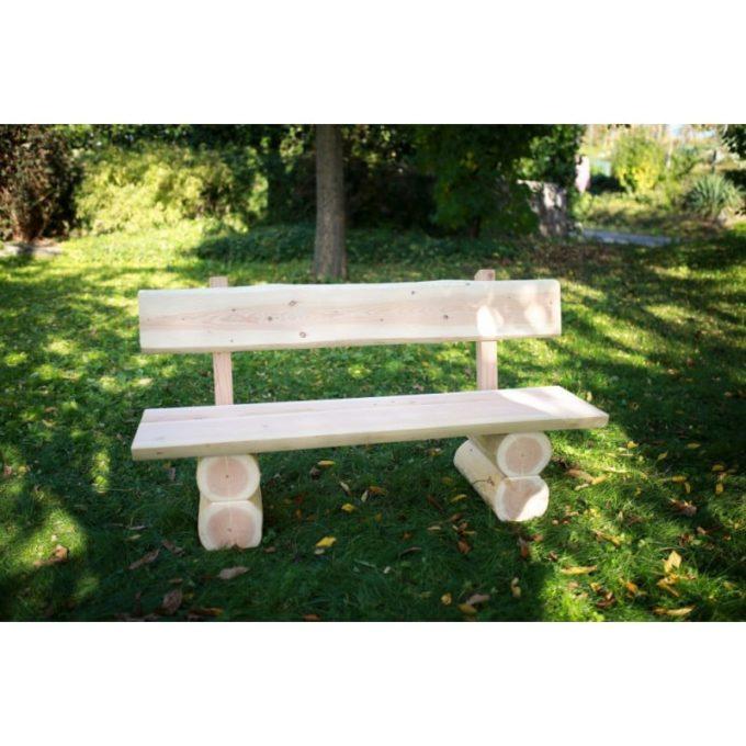 Erwachsenen-Garnitur aus Douglasien-Holz - montiert 3