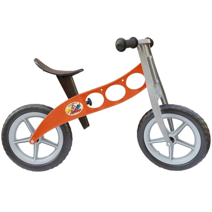 redtoys Laufrad Cruiser Bauarbeiter in orange 1