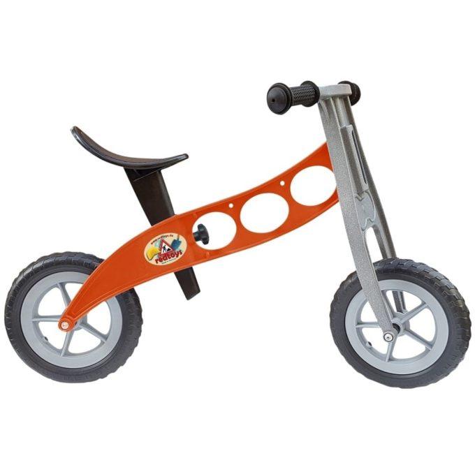 redtoys Laufrad Cruiser-Mini Bauarbeiter in orange 1