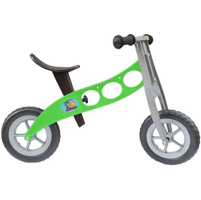 redtoys Laufrad Cruiser-Mini Drachen in grün 1