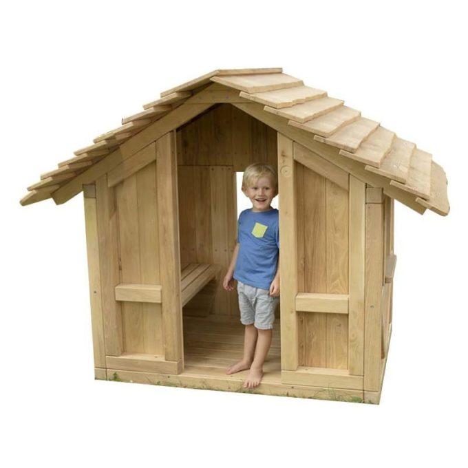 Spielhaus Robinchen - ohne Terrasse 1