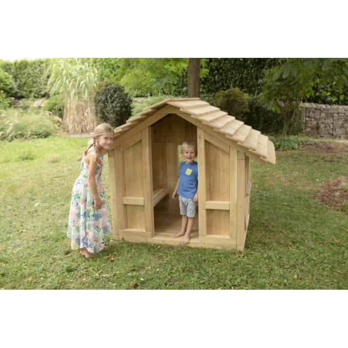 Spielhaus Robinchen - ohne Terrasse 2