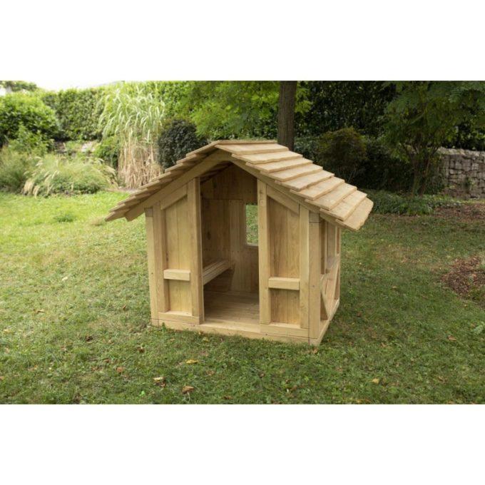 Spielhaus Robinchen - ohne Terrasse 3