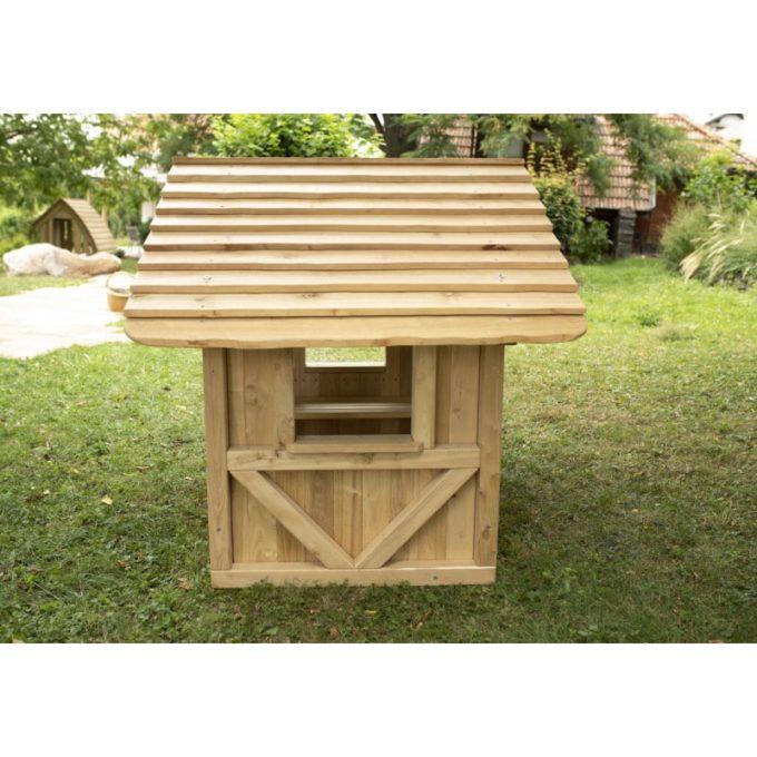 Spielhaus Robinchen - ohne Terrasse 4