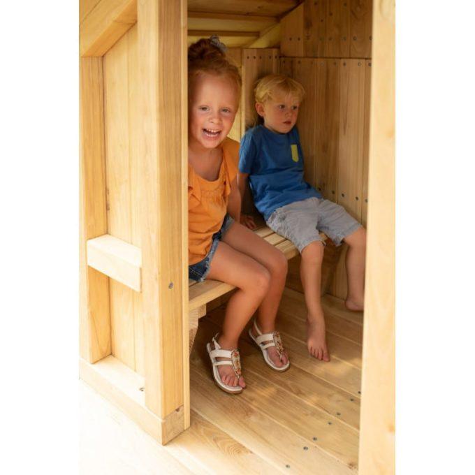 Spielhaus Robinchen - ohne Terrasse 6