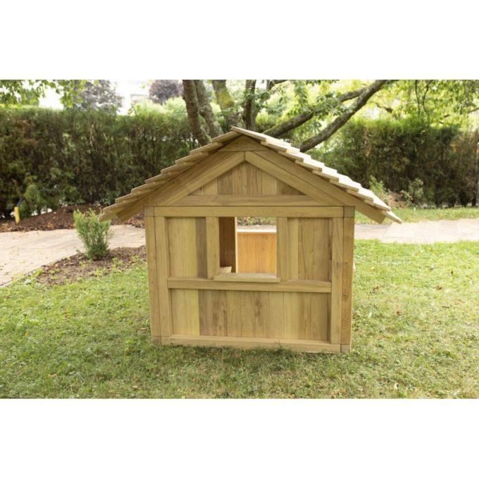 Spielhaus Robinchen - mit Terrasse 6