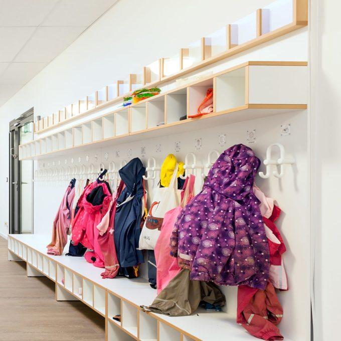 De Breuyn Garderobe für 2 Kinder 6