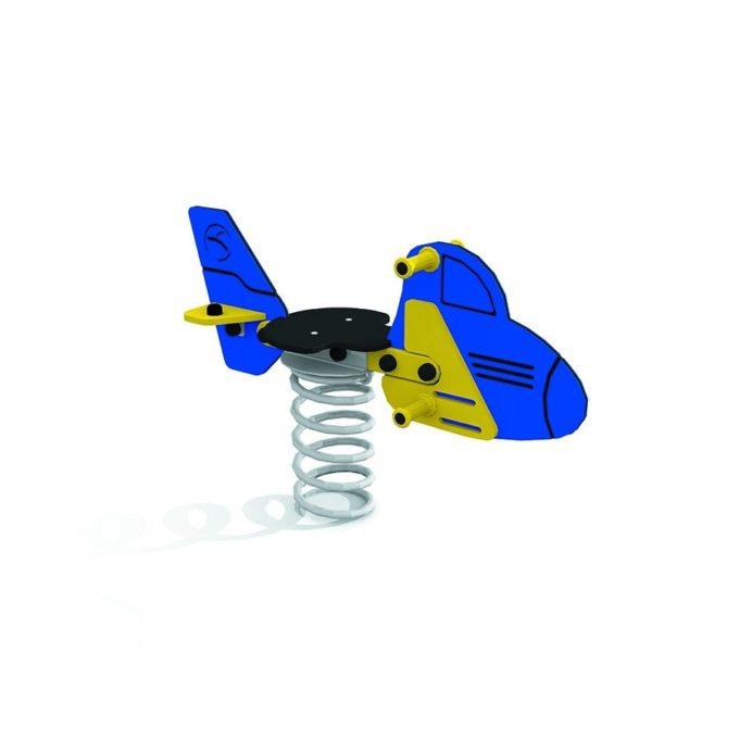 Lars Laj Federwippe Jet (Flugzeug) 1