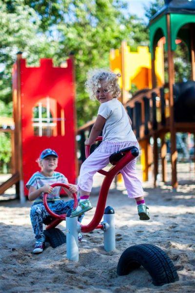 Lars Laj Wippe groß für 2 Kinder 12