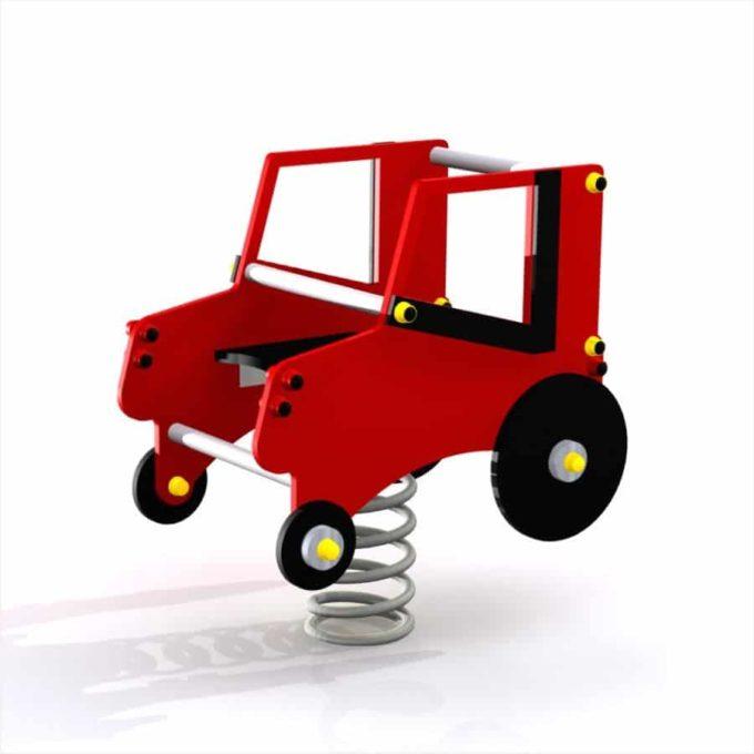 Lars Laj Federwippe Traktor 1
