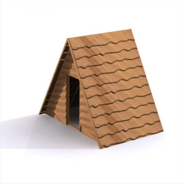 Lars Laj Kleines Haus 1