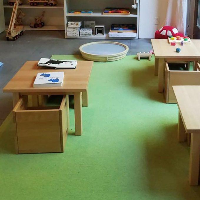 De Breuyn Wandelstuhl - Buche massiv - Kleinkindstühle U3-Bereich 5