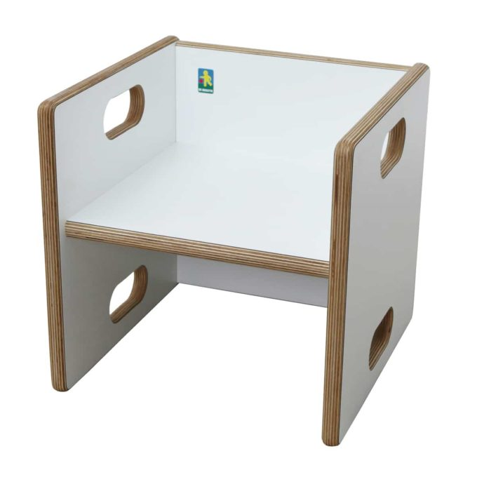 De Breuyn Wandelstuhl - HPL - Kleinkindstühle U3-Bereich 27