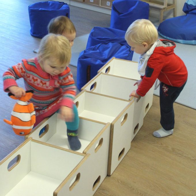 De Breuyn Wandelstuhl - HPL - Kleinkindstühle U3-Bereich 24