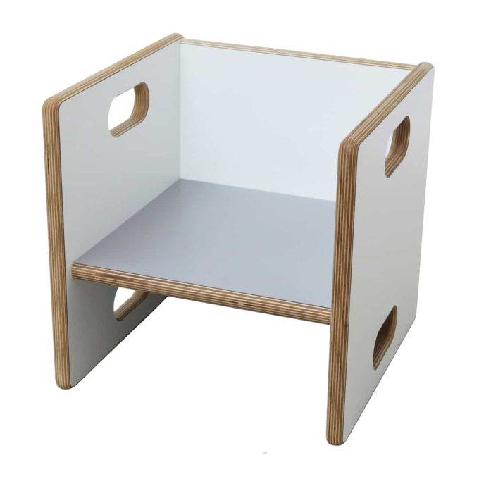 De Breuyn Wandelstuhl - HPL - Kleinkindstühle U3-Bereich 16