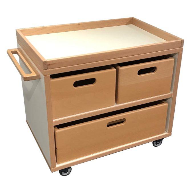 De Breuyn Materialwagen klein 4