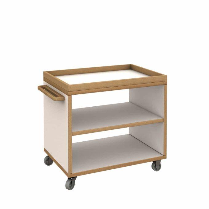 De Breuyn Materialwagen klein 1